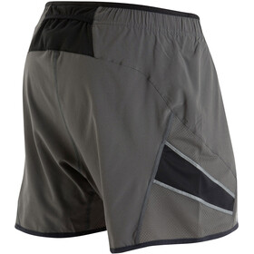 "PEARL iZUMi Pursuit 5"" Short Homme, shadow grey"